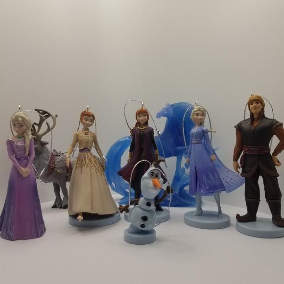 Disney Frozen 2 Christmas Ornament